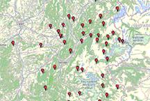 Cartographie participative de l'accessibilité des services